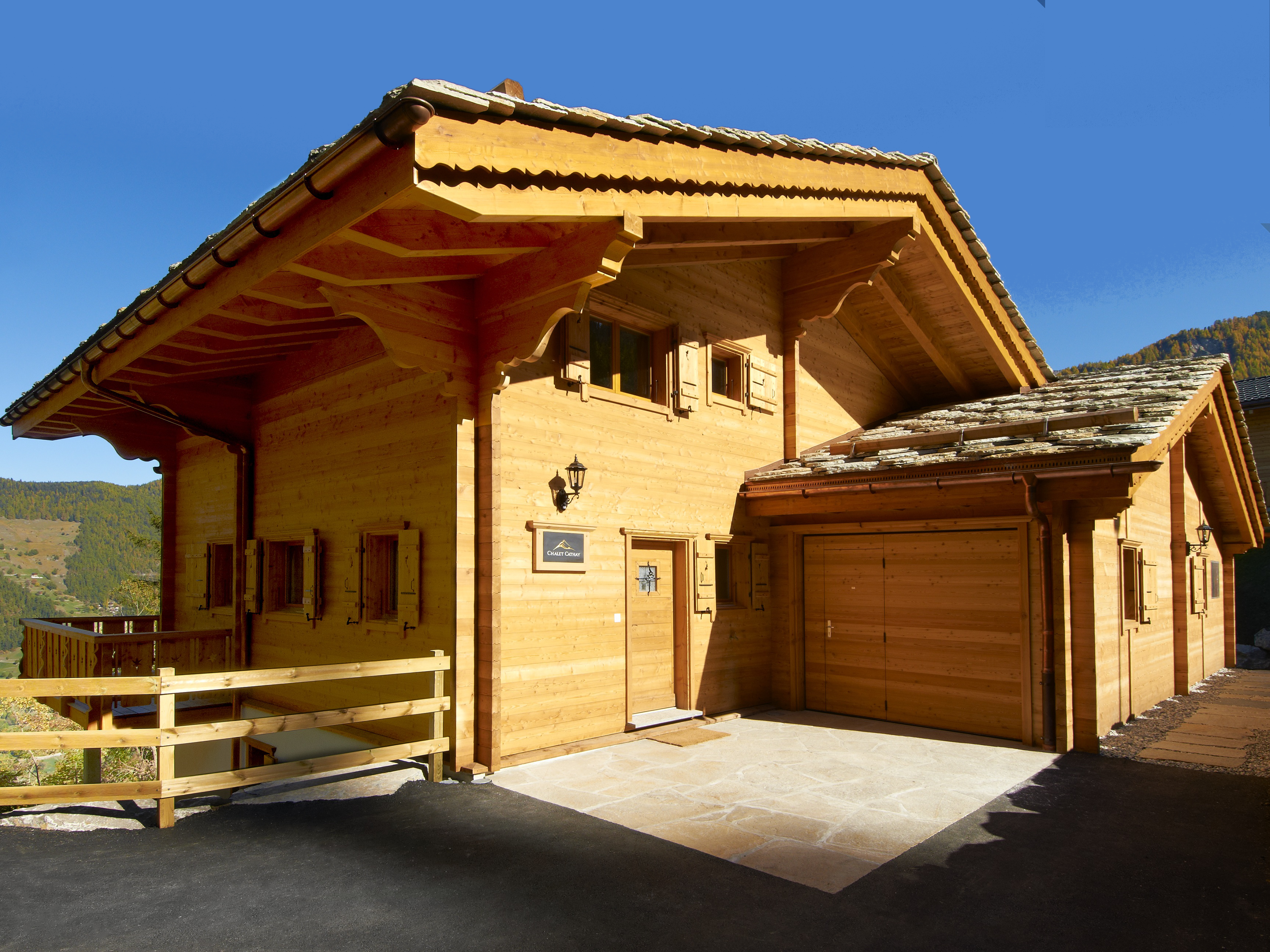 Chalet Cathay – Chalet La Luge