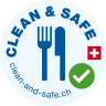 Clean & Safe restaurant